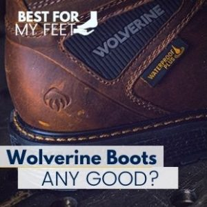 one of the best wolverine work boots being the featured image for this article